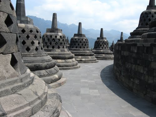 Photo of Borobudur Temple in the TripHappy travel guide