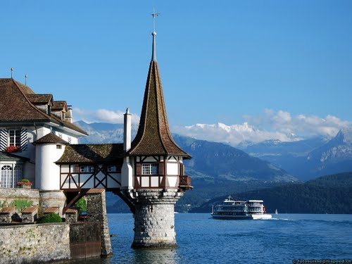 Featured medium photo of Spiez on TripHappy's travel guide
