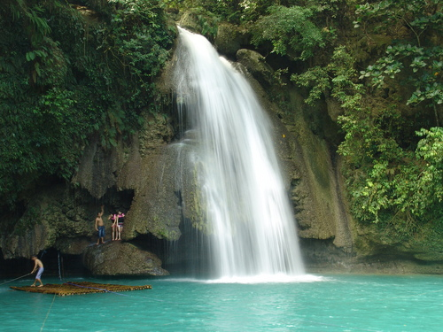 Featured medium photo of Kawasan Falls on TripHappy's travel guide