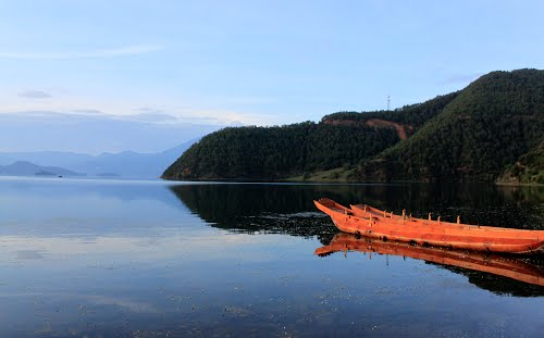 Photo of Lugu Lake in the TripHappy travel guide