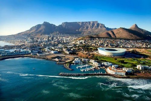 Photo of Cape Town in the TripHappy travel guide