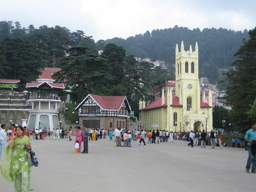 Photo of Shimla in the TripHappy travel guide