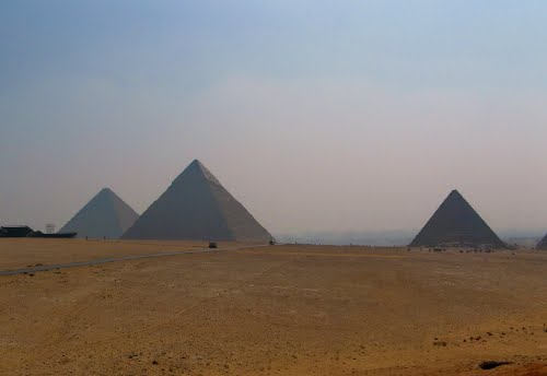 Featured medium photo of The Great Pyramid at Giza on TripHappy's travel guide