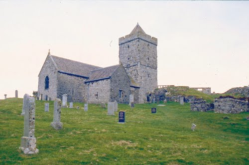 Photo of St Clements Church, Rodel in the TripHappy travel guide