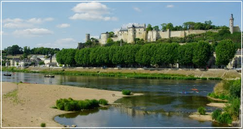 Photo of Chinon in the TripHappy travel guide
