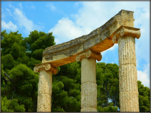 Featured medium photo of Archaeological Site of Olympia on TripHappy's travel guide