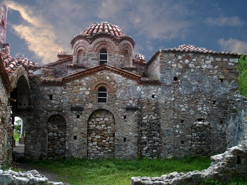 Photo of Mystras in the TripHappy travel guide