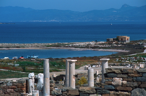 Photo of Delos in the TripHappy travel guide