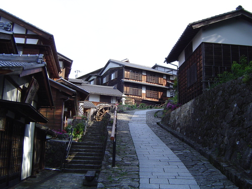 Featured medium photo of Magome on TripHappy's travel guide