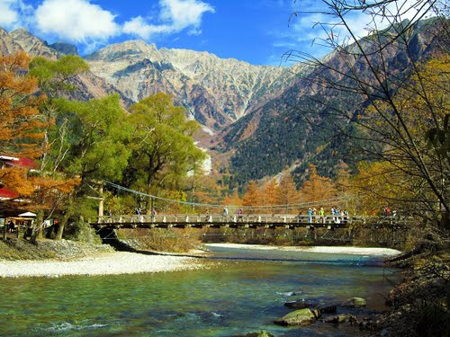 Featured medium photo of Kamikochi on TripHappy's travel guide