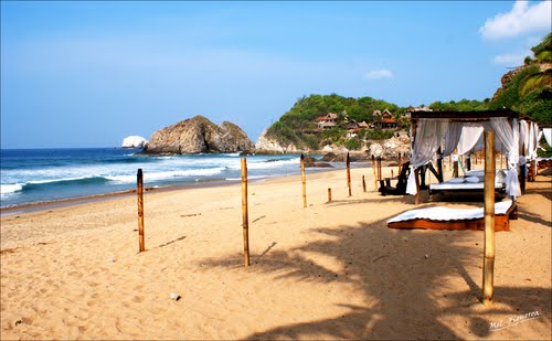 Photo of Playa San Agustinillo in the TripHappy travel guide