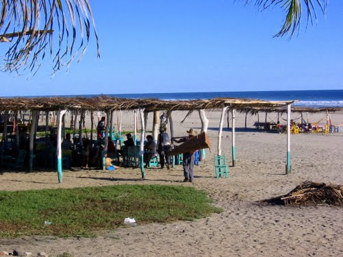 Photo of Playa Azul in the TripHappy travel guide