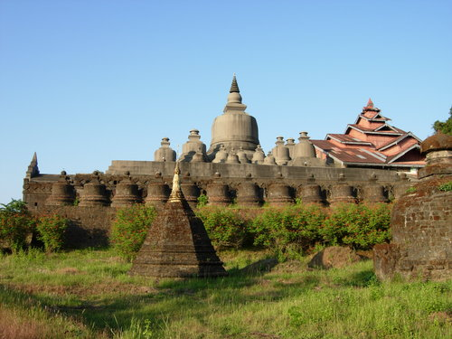 Photo of Mrauk-U in the TripHappy travel guide