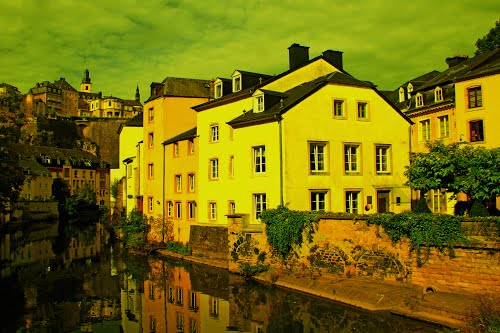 Photo of Luxembourg City in the TripHappy travel guide