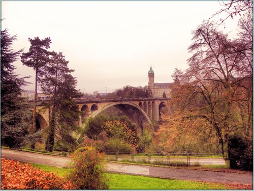 Featured medium photo of Luxembourg City on TripHappy's travel guide
