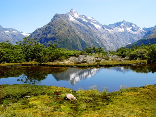 Featured medium photo of Routeburn Track on TripHappy's travel guide