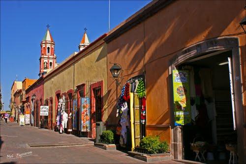 Featured medium photo of Santiago de Querétaro on TripHappy's travel guide