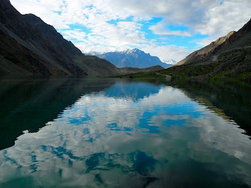 Featured medium photo of Satpara Lake on TripHappy's travel guide