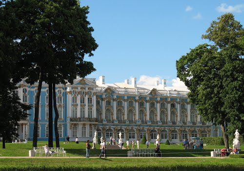 Photo of Pushkin in the TripHappy travel guide