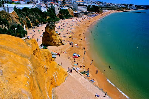 Photo of Albufeira in the TripHappy travel guide