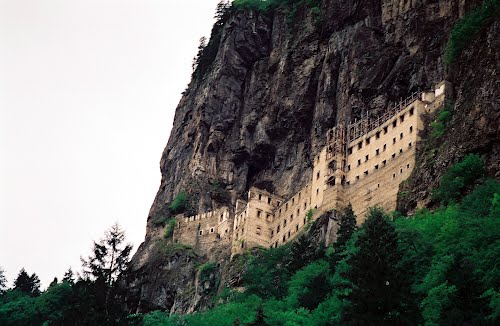 Photo of Soumela Monastery in the TripHappy travel guide