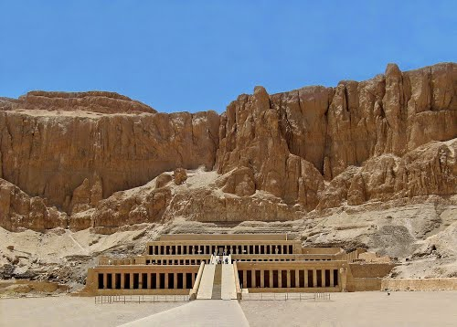Featured medium photo of Dayr al- Bahri Temple on TripHappy's travel guide