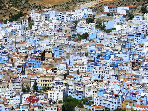 Featured medium photo of Chefchaouen on TripHappy's travel guide