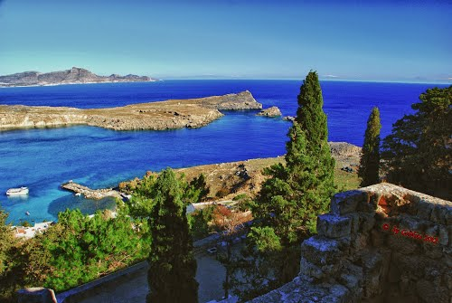 Photo of Lindos in the TripHappy travel guide