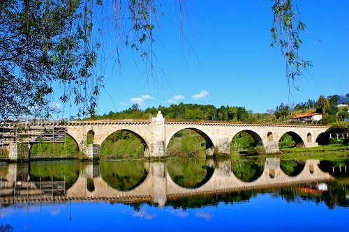 Photo of Ponte da Barca in the TripHappy travel guide