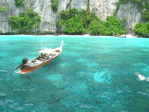 Featured medium photo of Ko Phi Phi Lee on TripHappy's travel guide