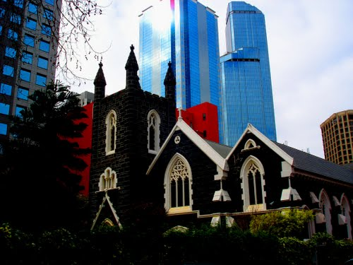 Photo of Melbourne in the TripHappy travel guide