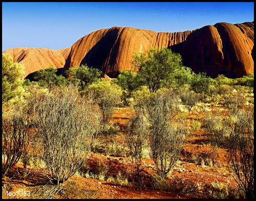 Featured medium photo of Uluru on TripHappy's travel guide