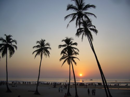 Photo of Colva Beach in the TripHappy travel guide