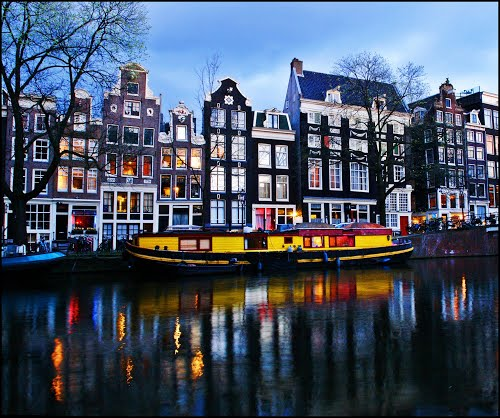 Photo of Amsterdam in the TripHappy travel guide
