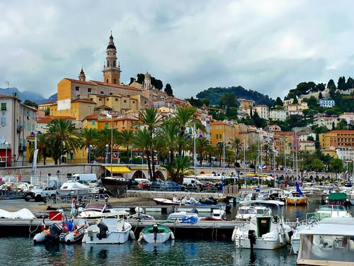 Photo of Menton in the TripHappy travel guide