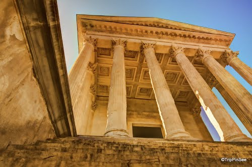 Photo of Nimes in the TripHappy travel guide