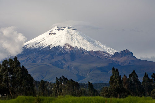 Photo of Cotopaxi in the TripHappy travel guide