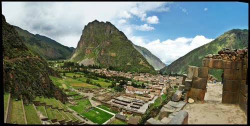 Photo of Ollantaytambo in the TripHappy travel guide