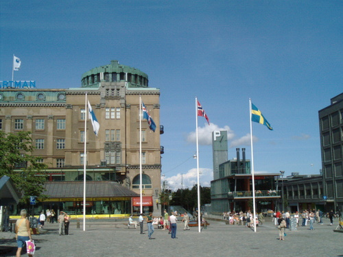Photo of Vaasa in the TripHappy travel guide