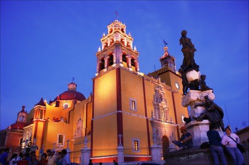 Photo of Guanajuato in the TripHappy travel guide