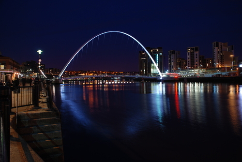 Photo of Newcastle upon Tyne in the TripHappy travel guide