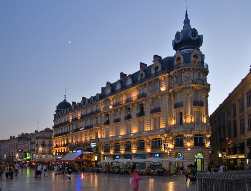 Photo of Montpellier in the TripHappy travel guide