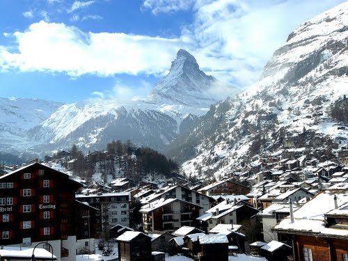 Featured medium photo of Zermatt on TripHappy's travel guide
