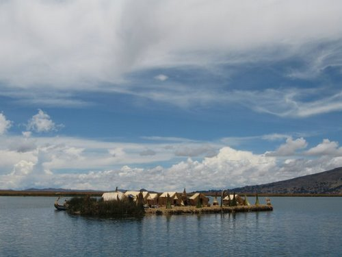 Photo of Lake Titicaca in the TripHappy travel guide