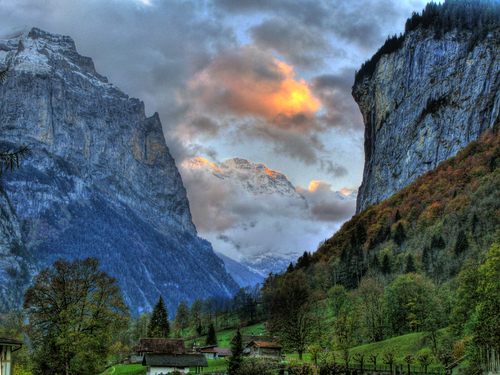 Featured medium photo of Lauterbrunnen on TripHappy's travel guide