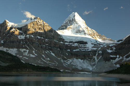 Photo of Mount Assiniboine in the TripHappy travel guide
