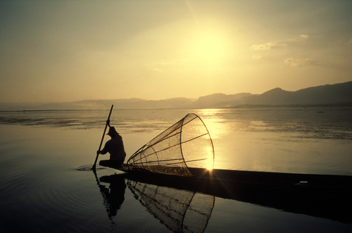 Photo of Inle Lake in the TripHappy travel guide