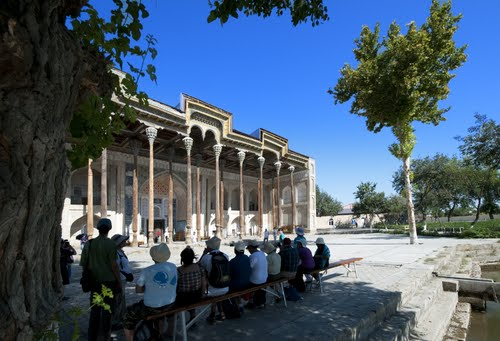 Photo of Bukhara in the TripHappy travel guide