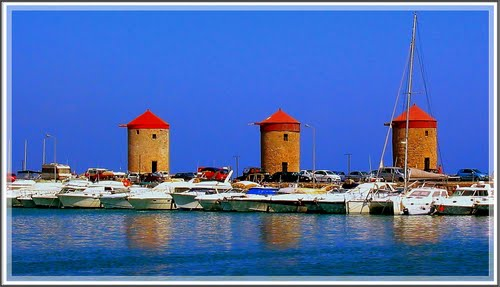 Photo of Rhodes in the TripHappy travel guide
