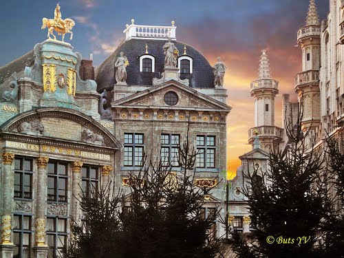 Featured medium photo of Brussels on TripHappy's travel guide